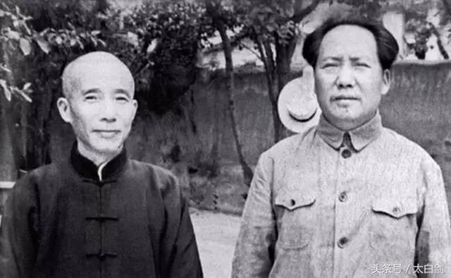 """建国前柳亚子以诗要官,毛泽东说""""牢骚太盛防肠断,风物长宜放眼量"""""""