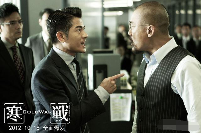 因香港问题,电影《寒战3》上映时间成谜插图1